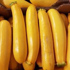Courgette jaune bio - 1 kg