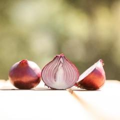 Oignon rouge bio - 500 g