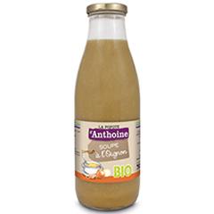 Soupe à l'oignon bio - 750 ml