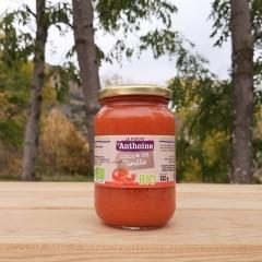 Coulis de tomates bio - 320 g